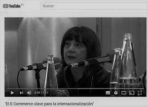 """Intervención de Miriam Bustos en Gestiona Radio durante el programa """"El E-Commerce clave para la internacionalización"""""""