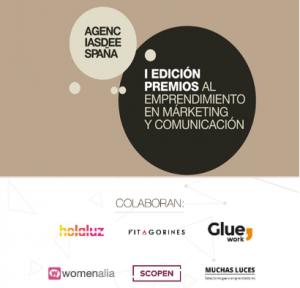Miriam Bustos y Muchas Luces jurado de la I edición de premios al emprendimiento de Agencias de España
